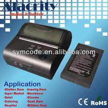 80mm thermal mini printer wireless