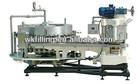Fruit Juice Aluminium Can Filling Sealing Machine/2 in 1 juice pop-top can filling machine