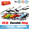 2014 the best 2 channel hobby king rc helicoptero with four color for beginner
