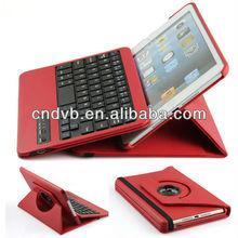 360 rotating PU leather fashion design durable ipad mini case
