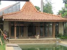 Villa Wooden House