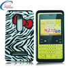 Custom Design combo cover case for nokia asha 210