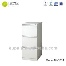 Vertical Steel Cabinet/3-Drawer File Cabinet/Steel 3-Drawer Cabinet