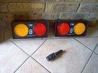wireless automotive emergency lights