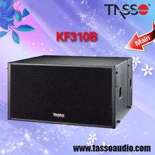 TASSO D class amplifier input passive Karaoke line array speaker audio