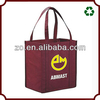 Wenzhou high qualilty custom non woven bag