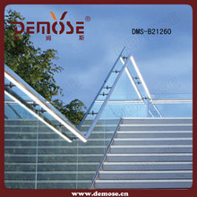 Stainless Steel Outdoor/Indoor Glass Railing/Guardrail/Fence(DMS-B21260)
