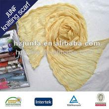 Fashion ladies solid color pashmina fashion cashmere shawl