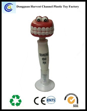 Novelty gifts promotion funny plastic ballpoint pen