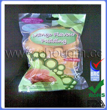 OPP/CPP Food grade healthy mango flavour pudding pouch