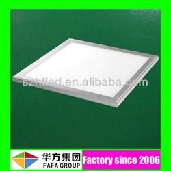 High Grade 600 600mm led light panel in zhongtian