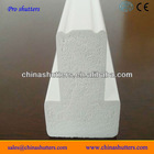 China pvc window profile scrap