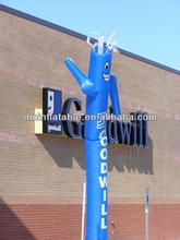 2015 air Dancing inflatable/halloween air blown inflatables
