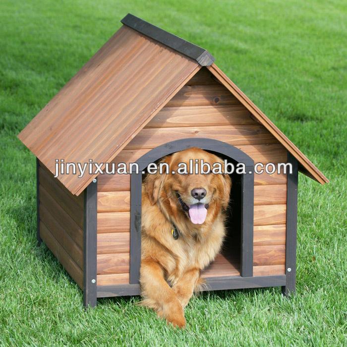Backyard Pet House Wooden Dog House / Dog Cage