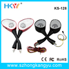 motorcycle rearview mirror+speaker+ mp3 player,Support SD card and FM radio