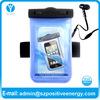 waterproof mobilephone bag for Iphone 5c