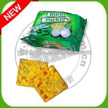 Onion Cracker Biscuit