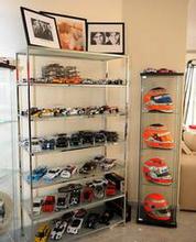display rack for car store
