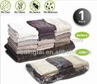 Jumbo space saving storage bag vacuum seal compressed Organizer NEW!