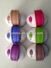 rubber massage balls back massage roller ultrasonic body cellulite massager