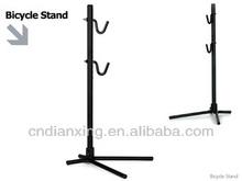 Height High Adjustable Bike Bicycle Rear Stay Bracket Stand Repair Holder Black,tree hook type