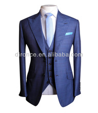 name brand mens slim fit suits with vest