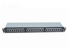 FTP Cat.6 24 ports patch panel