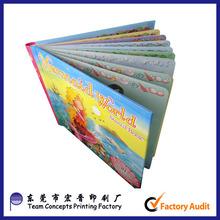 Perfect Binding Full Color Printing Hardcover Book wholesale