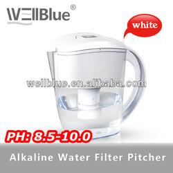 BPA Free Water Purifier Jug With Alkaline Water Filter