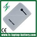 mah 8400 universal de copia de seguridad del banco de alimentación externa paquete de batería de carga