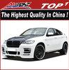 Hot selling Body kit for bmw x6 2008-2013 E71 Haman-n body kit dual exhuast x6 car auto parts