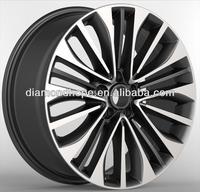 22 jwl via car aluminum alloy wheels(ZW-P758)