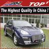 High quality Body kit for Porsche 2004-2007 Cayenne 955 to 957 Te-chart Style cayenne 957 car body kit