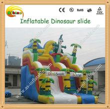 Economic and beautiful kids inflatable slide