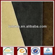 high quality soild micro woven textile corduroy