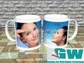 Approvisionnement d'usine! Papier de transfert de sublimation! Textile / tasse / PU cuir / céramique / carreaux / métal