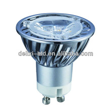 DELIXI 2012 New 3W LED GU10 36D MR16 lamp cup
