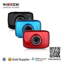 HD720P 1.3MP Outdoor Sport HD DV Helmet Digital Video Camera Water Resistant 20Meter