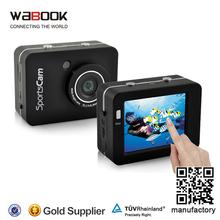HD1080P 5.0MP Outdoor Sport HD DV Helmet Digital Video Camera Water Resistant 20Meter