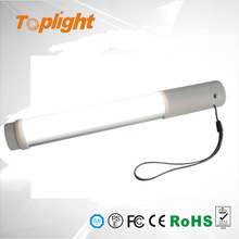 Frost PC Touch Lamp 6Watt RGB Outdoor USB rechargeable Led Home Camping Tube