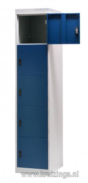 Cabinet, Helmet cabinet 5 doors.