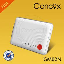 Remote control wireless 220V wireless digital home security alarm system gsm module GM02N universal remote control