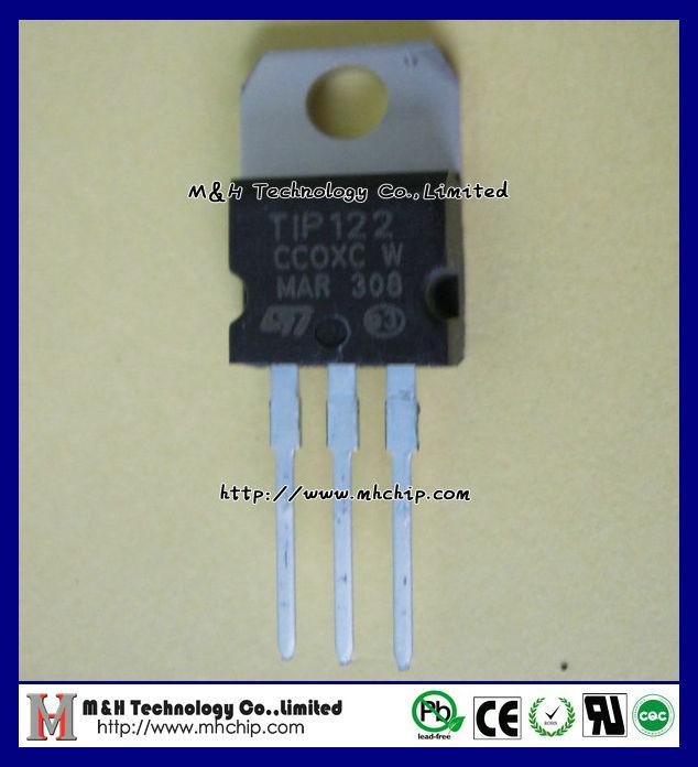 npn транзистор tip122