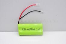 Ni-MH 2.4V Cordless Phone Battery