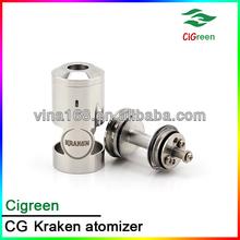 2013 last promotion vaperizer clearomizer kraken atomizer clone