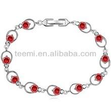 JINSE Fashion concise joker Zircon Bracelet Aliexpress hot sale