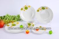 Haonai new ceramic products,ceramic rabbit plate