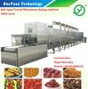 Tunnel microwave dryer/beef jecky drying machine/dehydration machine