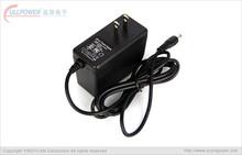 taiwan power plug ac to dc cigarette adaptor 12v1a and 12v 2a