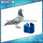 125KHz RFID Animal Ring Tag /Pigeon Chicken's Foot